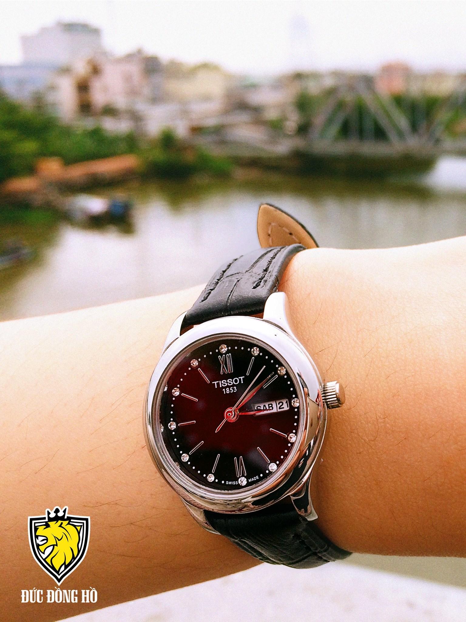 Đồng Hồ Tissot Nữ 001