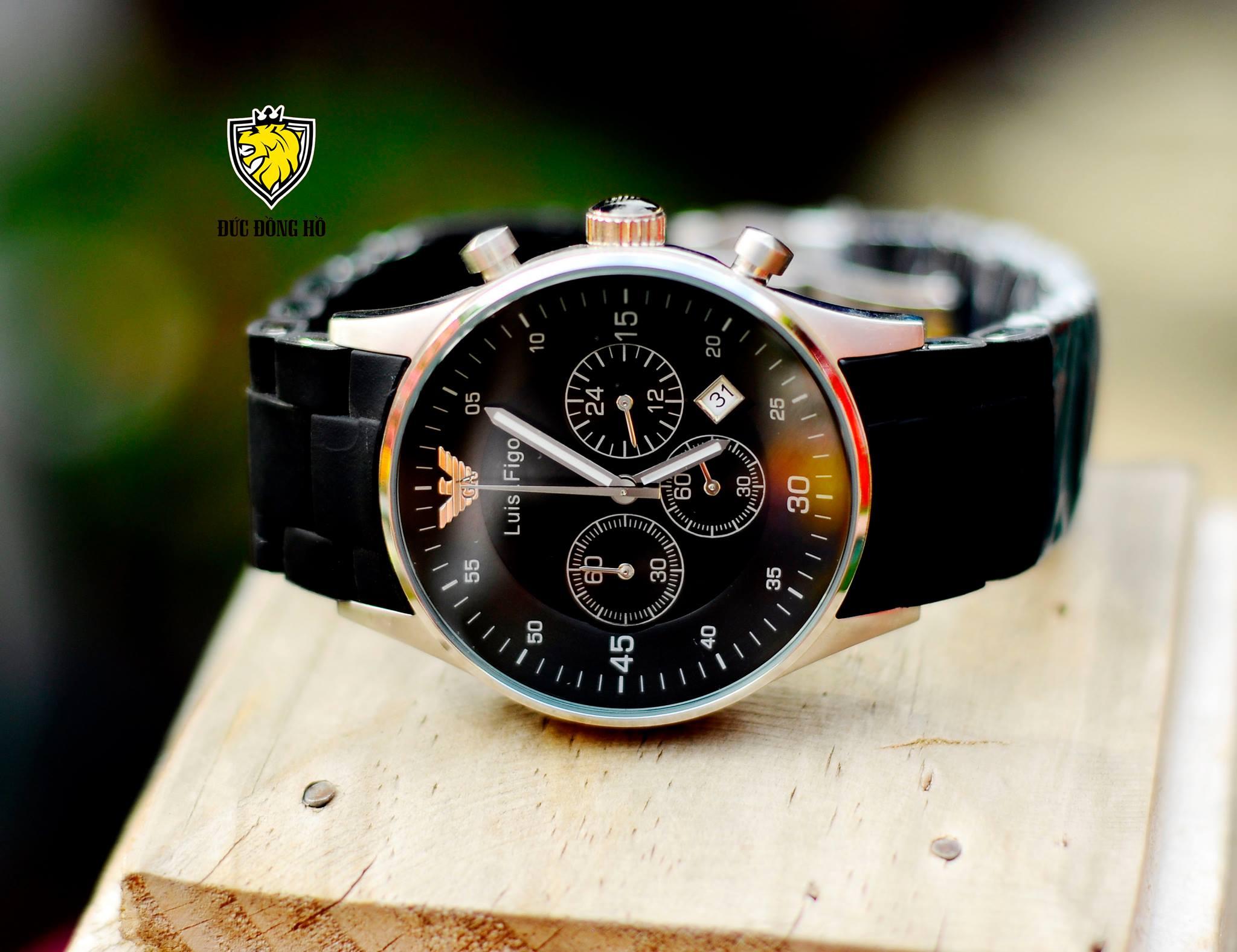 Kết quả hình ảnh cho Đồng hồ Armani
