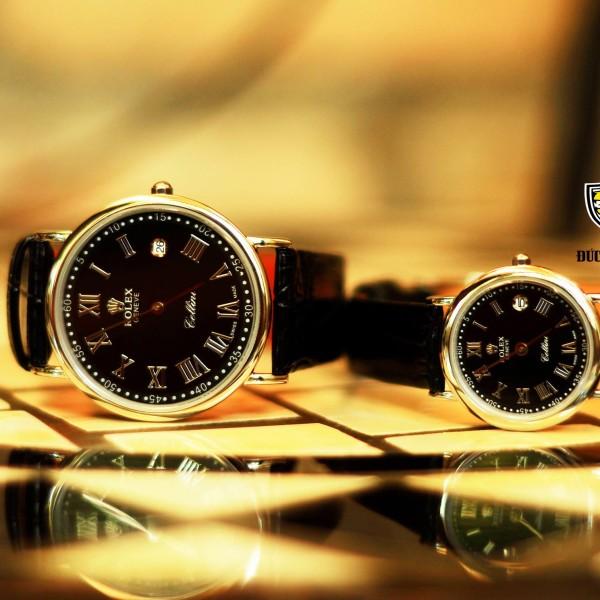 Đồng Hồ Rolex Đôi 001