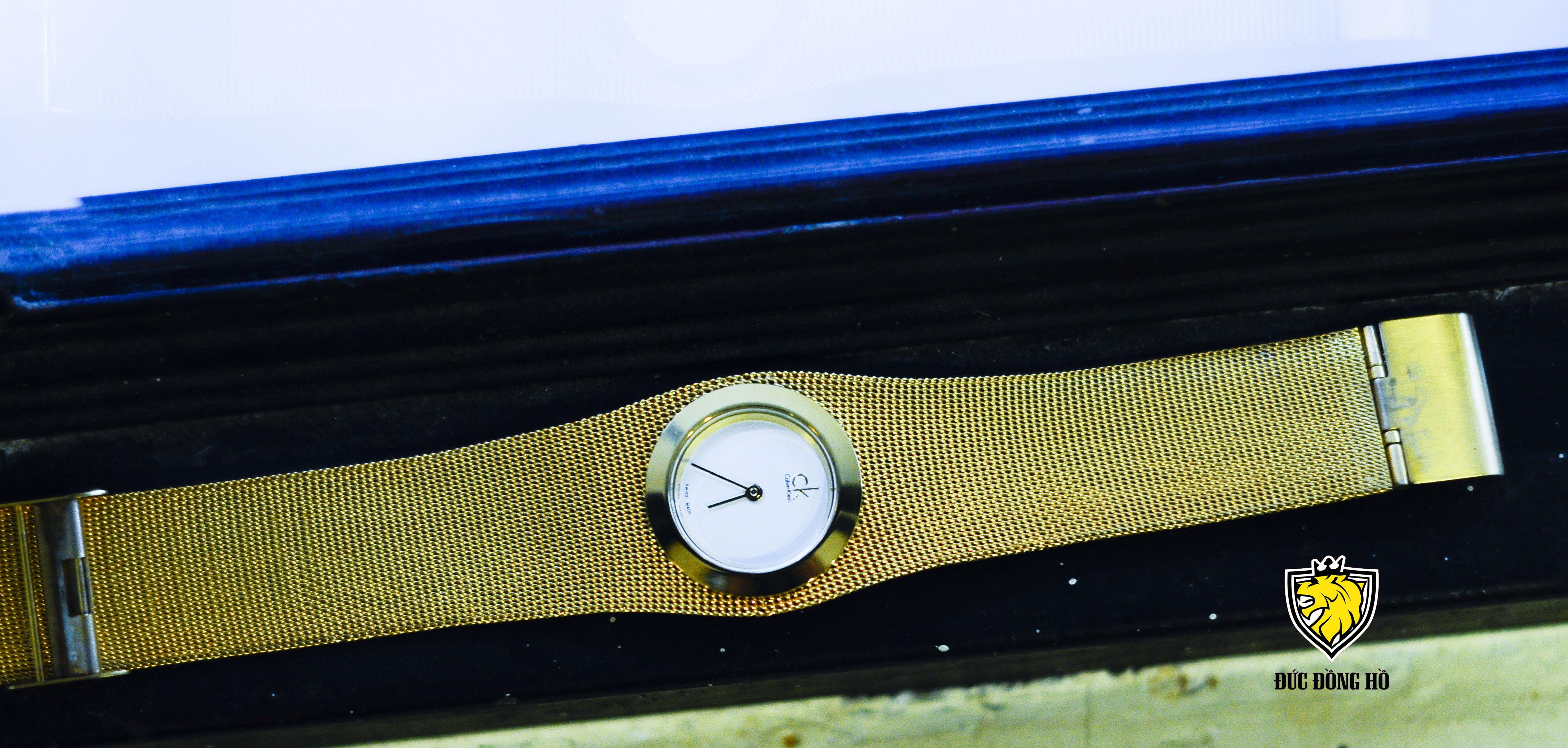 Đồng Hồ Calvin Klein Nữ 01