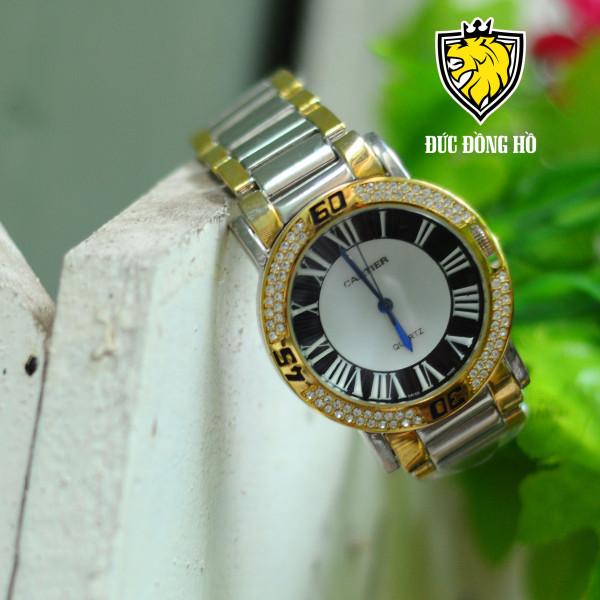 Đồng Hồ Cartier Nữ 014