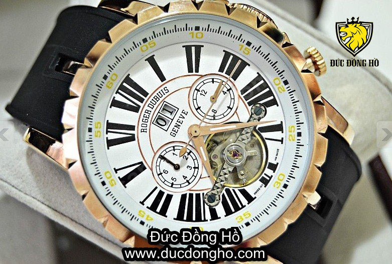 Đồng Hồ Roger Dubuis 101