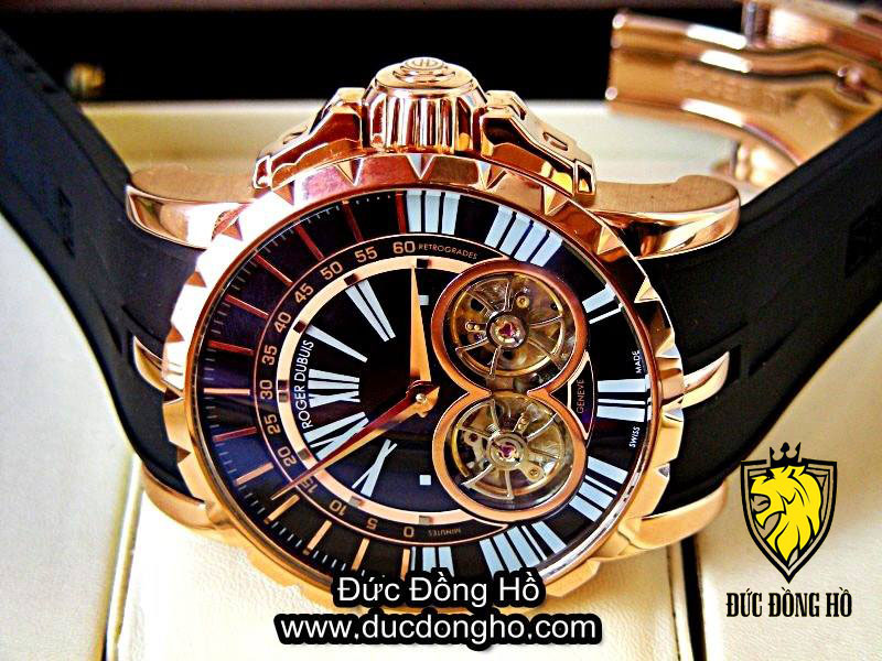 Đồng Hồ Roger Dubuis 104