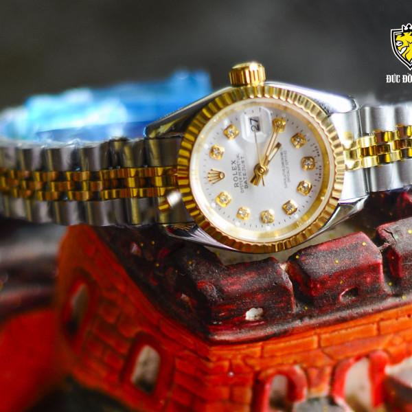Đồng Hồ Rolex Nữ 001