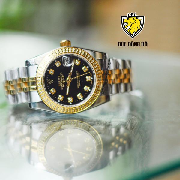 Đồng Hồ Rolex Nữ 002