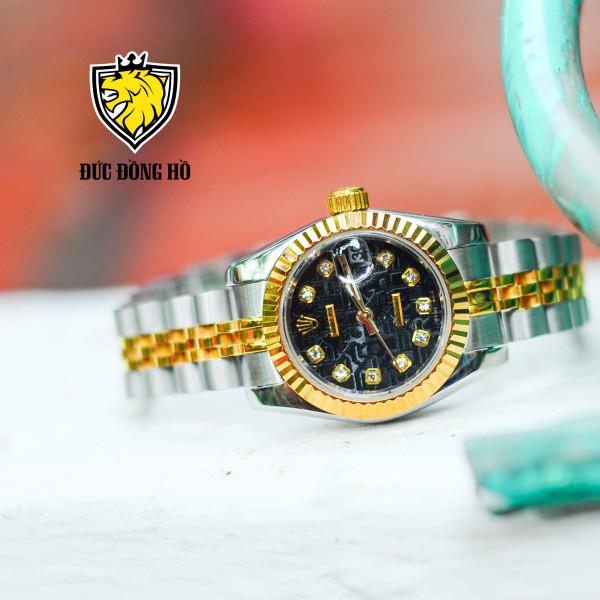 Đồng Hồ Rolex Nữ 004