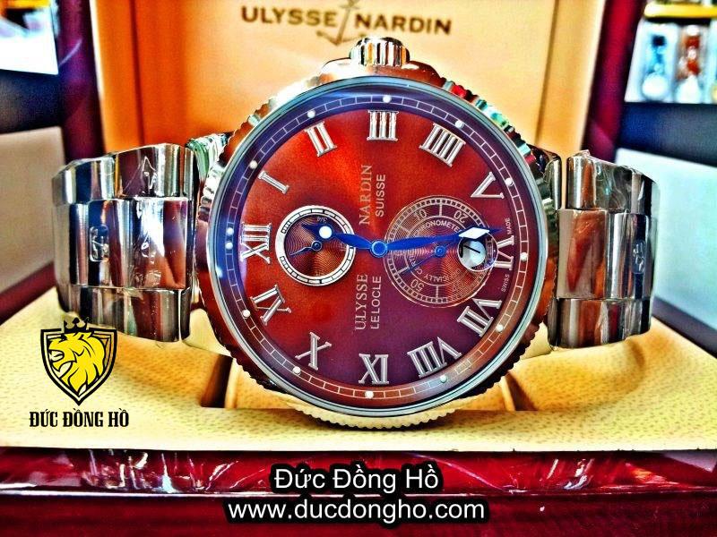 Đồng Hồ Ulysse Nardin Nam 105.3