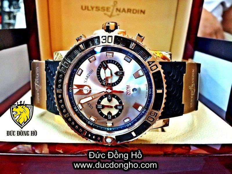 Đồng Hồ Ulysse Nardin Nam 110.1