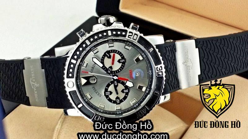 Đồng Hồ Ulysse Nardin Nam 110.2