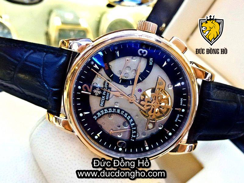 Đồng Hồ Patek Philippe Nam 115