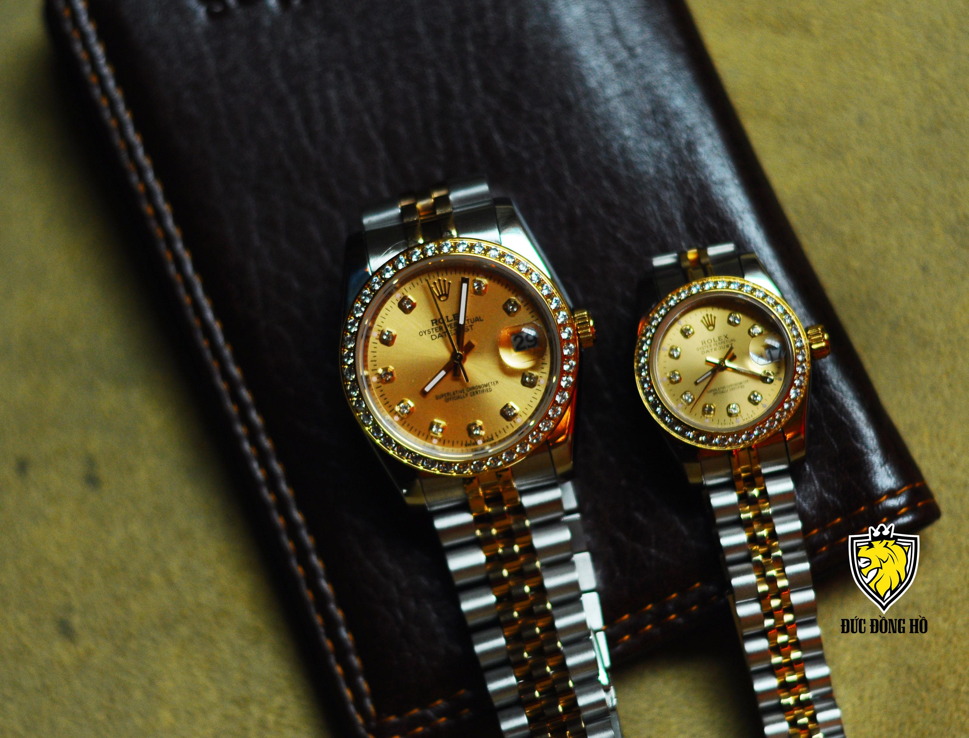 Đồng Hồ Rolex Đôi 002