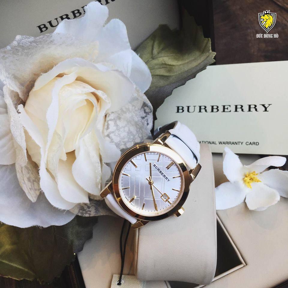 Đồng Hồ Burberry Nữ 101.6